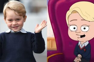 Prince George Has Become The Protagonist Of A Satirical Animated Comedy 'The Prince'