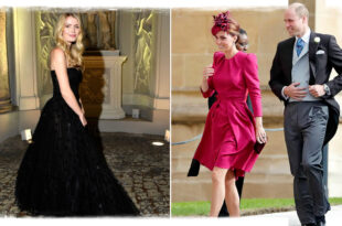 Did Prince William & Kate Middleton attend Lady Kitty Spencer's wedding?