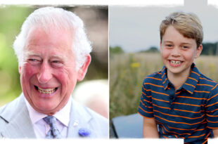 Prince Charles Sends Birthday Message For Prince George