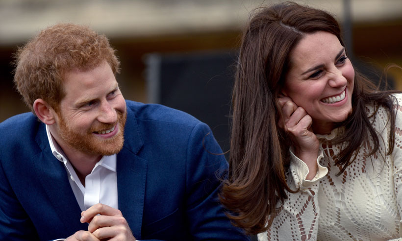 The Duchess gеts on well with hеr brother-in-law