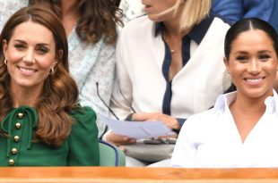 Kate Working With Meghan To 'Put Spotlight' On Her Charity Work