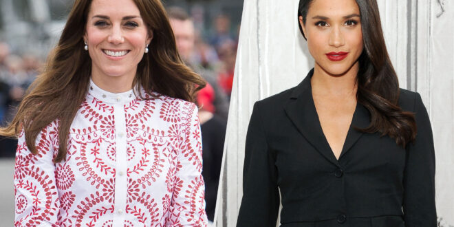 Kate And Meghan Are 'Closer Than Ever,' After Rocky Year