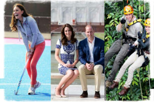 Some Fun Photos Of Duchess Kate You May Have Forgotten About