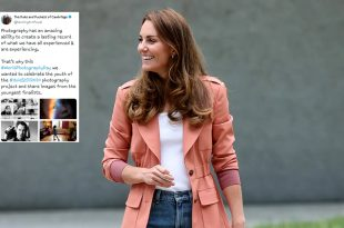 Duchess Kate Celebrates Special Day With Incredible Photos