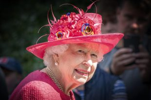 The Queen Will Remain At Balmoral As Staff Member Tests Positive