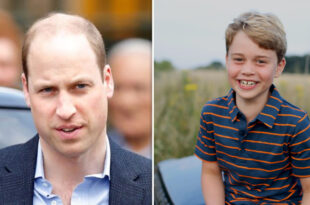 Prince George Has The Sweetest Nickname For His Dad Prince William