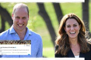 Duke And Duchess Of Cambridge Fail To Impress Twitter Users?