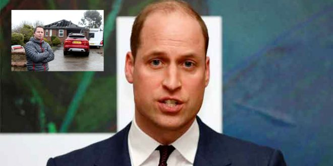 Prince William Wrote A Letter To Former Royal Marine After Arson Attack