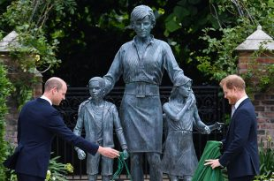Princess Diana Statue To Be Specially Opened On Anniversary Of Her Death