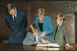 Left-Handed Royals: From Sophie To Prince William