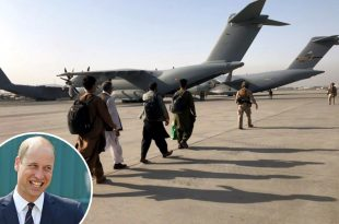 Prince William Personally Intervened To Make Sure That An Afghan Officer Get Home