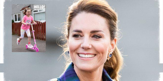 Kate's Positive Impact On Little Mila Sneddon Revealed