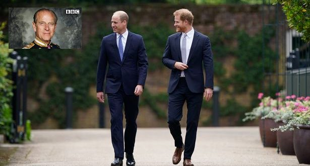 William And Harry Reunite In First Trailer For Heartwarming Documentary